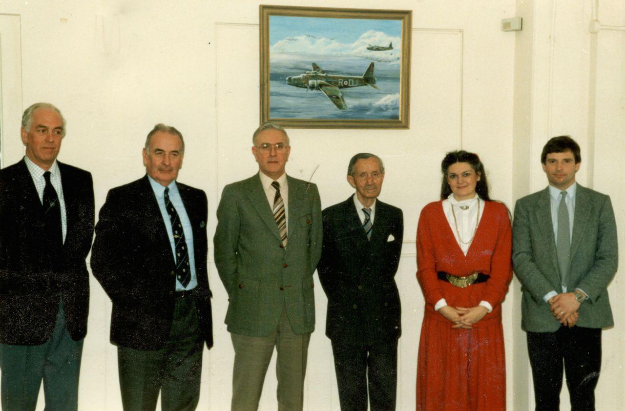 1988 Richard Kellett Brooklands